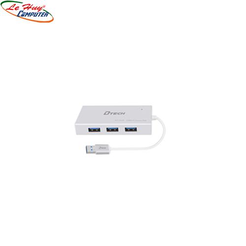 Hub USB  Dtech  4-1(3.0)DT-3308