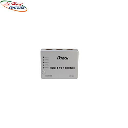 Swich HDMI 5-1  Dtech (DT7021)+Remote