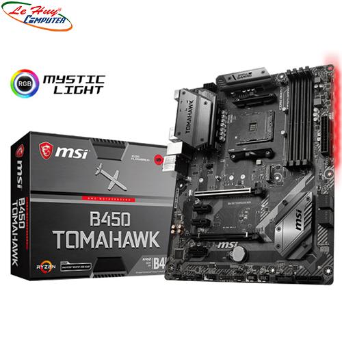 Mainboard MSI B450M TOMAHAWK MAX
