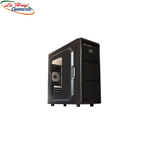 Vỏ máy tính VSP 3001B/3003A /3005D/3007E/3007F (CASE LỚN NẮP HÔNG TRONG SUỐT)