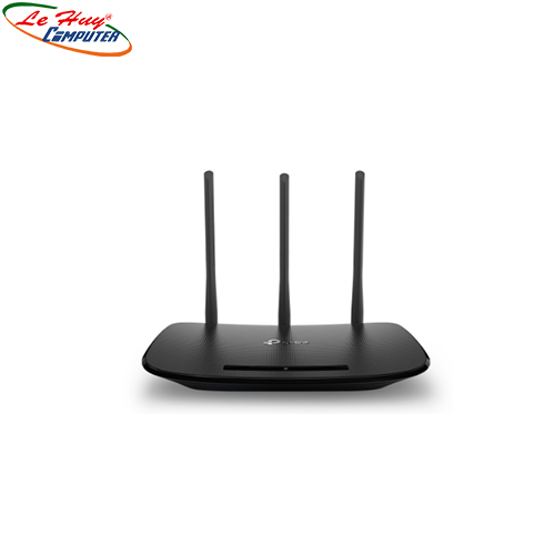 TP-link 940N ĐEN Wireless 4Port Chuẩn N 450Mps 3 Antens