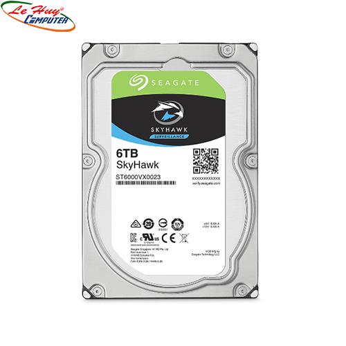 Ổ cứng HDD Seagate Skyhawk 6TB 3.5