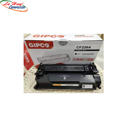 HỘP MỰC IN GIPCO CF226A