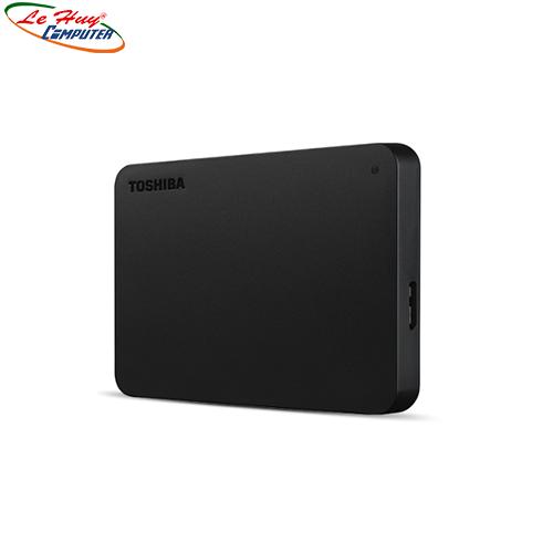 Ổ cứng di động HDD Toshiba Canvio Basic 4TB 2.5