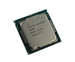 CPU Intel Celeron G4900 (2C/2T, 3.1 GHz, 2MB) TRAY + FAN I3