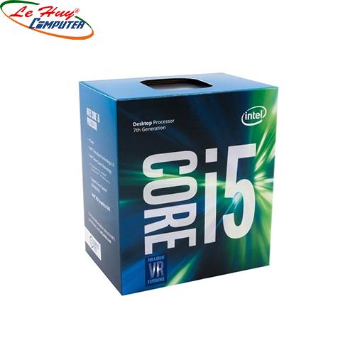 CPU Intel Core i5-7600 (6M Cache, 3.5GHz) SK 1151 Box