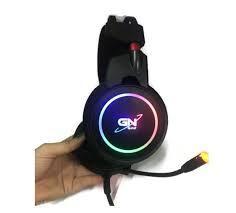 Tai nghe GNet GH9 âm thanh 7.1 (USB) Led RGB rung gaming PUG Hỗ trợ