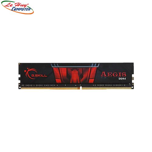 Ram Máy Tính G.SKILL DDR4 8GB-2400  AEGIS(Tản Nhiệt lá nhỏ )