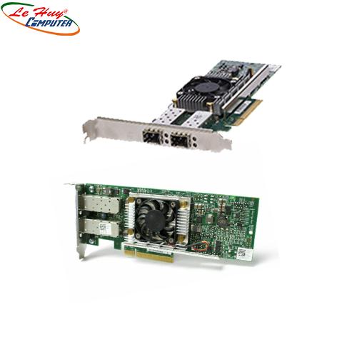 Card mạng Dell BCM57810 Cổng kép 10G Bộ Giao diện mạng Ethernet PCIe- Bh 12TH