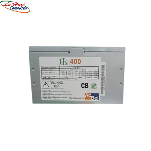 Nguồn máy tính AcBel HK 400+ 400W (dòng dây dài)