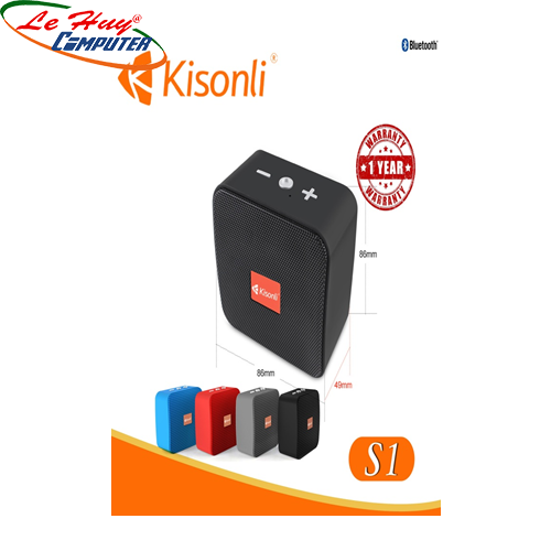 Loa Kisonli Bluetooth S1