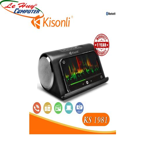 Loa Kisonli Bluetooth KS-1981