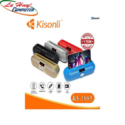 Loa Kisonli Bluetooth KS-1985