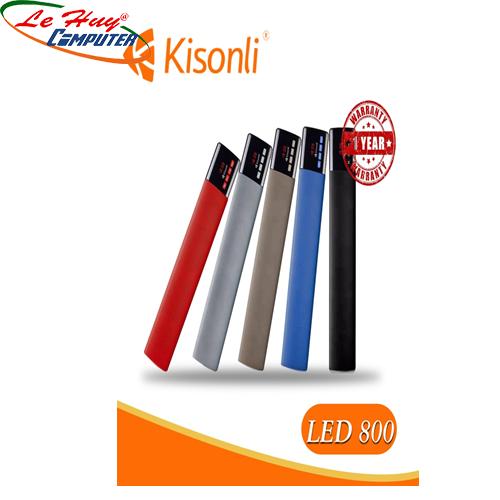 Loa Kisonli Bluetooth LED-800