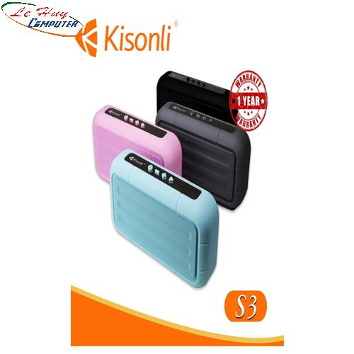 Loa Kisonli Bluetooth S3