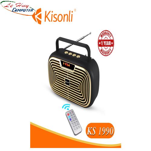 Loa Kisonli Bluetooth  KS-1990