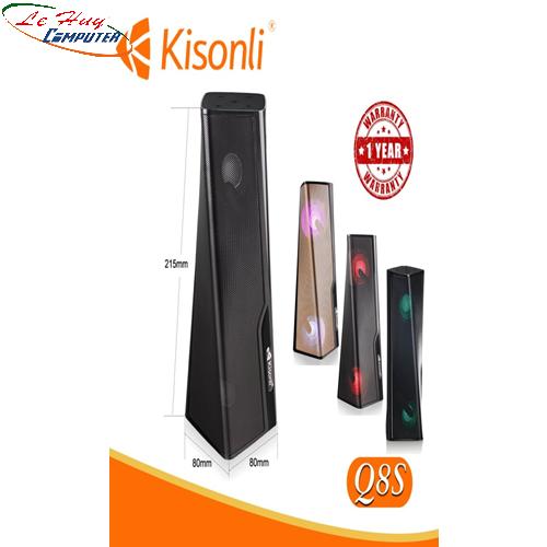 Loa Kisonli Bluetooth Q8S