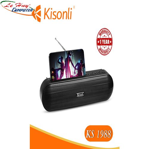 Loa Kisonli Bluetooth KS-1988