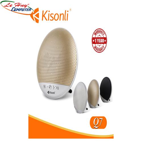 Loa Kisonli Bluetooth Q7