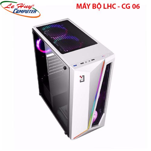 Máy Tính Bộ ĐỒ HỌA LHC-CG-06 Main X79, Cpu xeon E5/2640, Ram ECC 32gb/1866, SSD 240GB, Vga Quadro 2000, Fan t400i, Nguồn Fuhler 650w, Jetek G9321