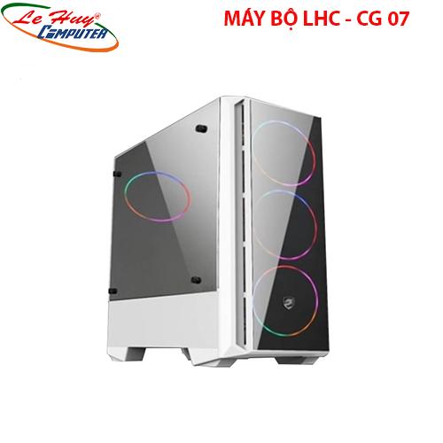 Máy Tính Bộ ĐỒ HỌA LHC-CG-07 Main X8DTL, Cpu xeon X5670, Ram ECC 32gb/1600, SSD 240GB, Vga Quadro K2000, Fan t400i, Nguồn SEGOTEP 600w, Case vitra x55