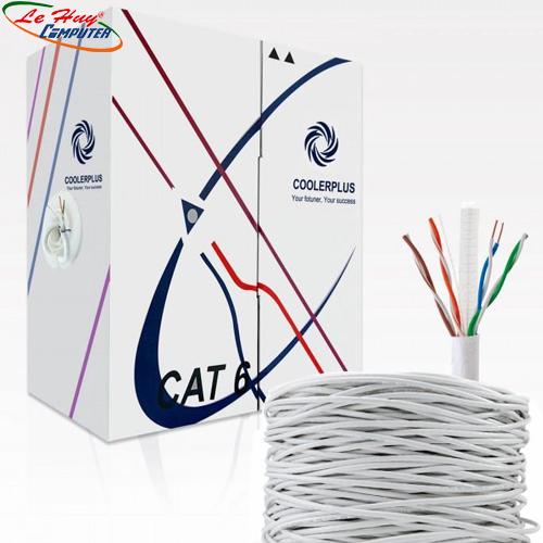 Cáp mạng COOLERPLUS CAT6