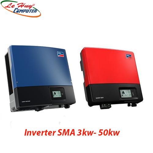 Inverter SMA 3kw- 50kw