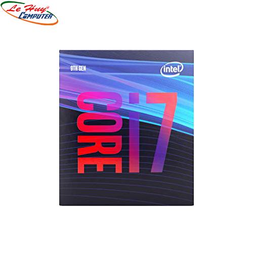 CPU Intel® Core I7 9700 box chính hãng