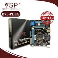 MAIN VSP B75 PLUS- BH 3N