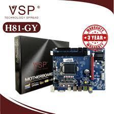 MAIN VSP H81 GY - BH 3N