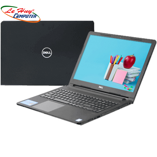 Máy Tính Xách Tay/Laptop DELL Ins N3580/I5-8265U/4G/1TB/ 15.6/70184569 - Back