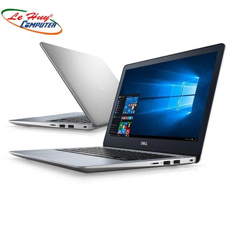 Máy Tính Xách Tay/Laptop Dell Inspiron N5370/i3-8130U/4G/128GB SSD/13.3 FHD/N3I3002W - Bạc