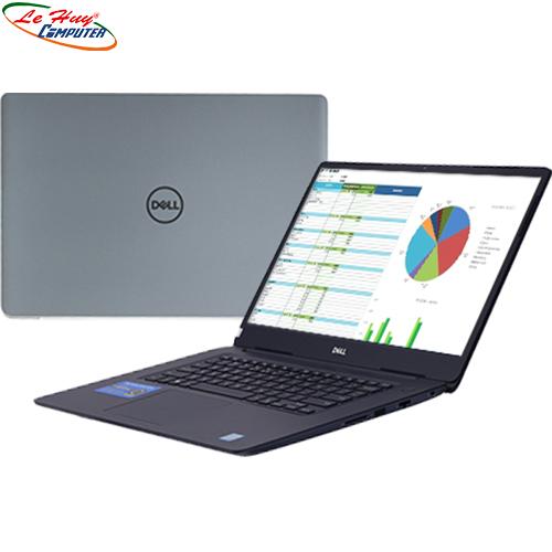 Máy Tính Xách Tay/Laptop Dell Vostro V5581/i5-8265U/4G/1TB/15.6 FHD/Finger/70175950 - Ugrey