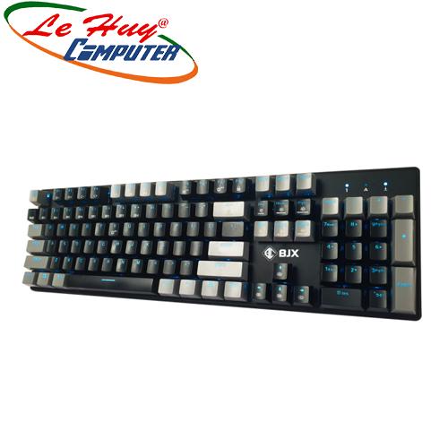 Bàn phím máy tính BJX KM9 CƠ(RED/BLUE SW)