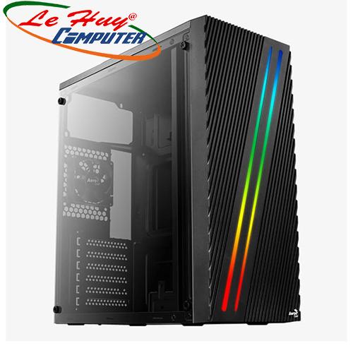 Vỏ máy tính AEROCOOL STREAK – LED RGB