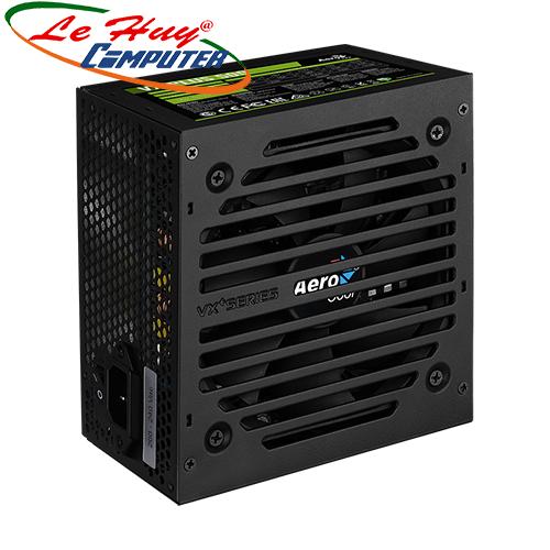 Nguồn máy tính Aerocool  VX PLUS 500 230V N-PFC