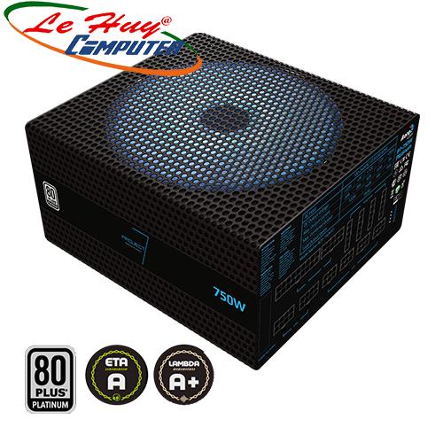 Nguồn máy tinh AEROCOOL P7 RGB 750W 80 Plus Platium