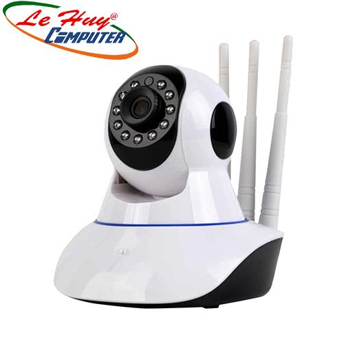 Camera Yoosee: Camera Xoay hồng ngoại IP 2.0Megapixels 3 anten,âm thanh 2 chiều