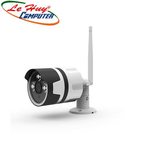 Camera Yoosee gốc 90 độ 1 anten 1.3MP
