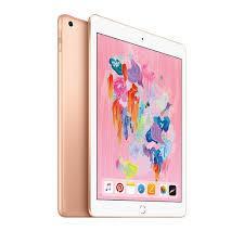 Apple iPad Gen 6 Wifi 128Gb  Gold MRJP2LL/A