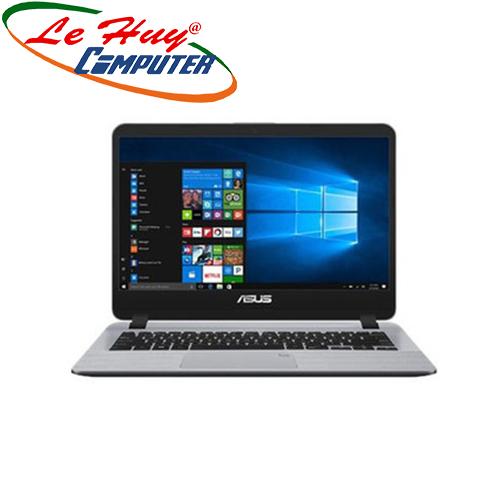Máy Tính Xách Tay/Laptop ASUS X407UA-BV345T/I3-7020U/4G/1TB/14