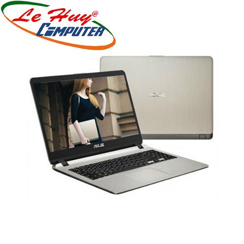 Máy Tính Xách Tay/Laptop ASUS X407UA-BV537T/I3-7020U/4G/1TB/14