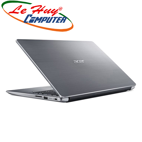 Máy Tính Xách Tay/Laptop Acer Swift 3 SF314-56G-78QS/i7-8565U/2x4GB RAM/512GB SSD/GF MX250 2GB/14