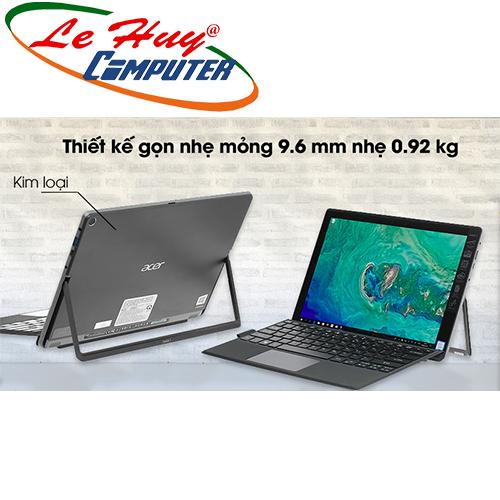 Máy Tính Xách Tay/Laptop Acer Switch SW512-52P-34RS/i3-7130U/4GB RAM/128GB SSD/Intel HD Graphics/12