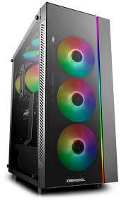 Vỏ máy tính DEEPCOOL Matrexx 55-3FAN RGB