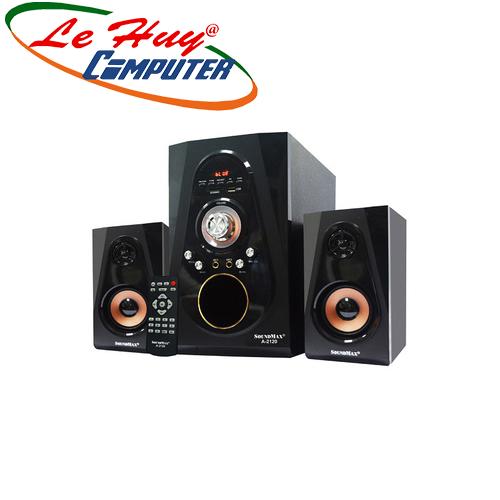 Loa Máy Tính SOUNDMAX A2120 (2.1)