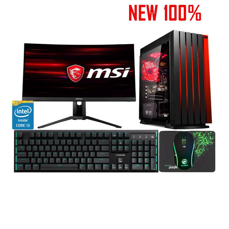 Máy tính Chơi Game GTA V 2019/ i5-2400/8GB/HDD 500GB/GT 730 2GB/POWER JETEK G350/AOC 20 INCH