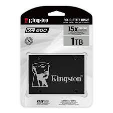 Ổ cứng SSD Kingston SKC600 2.5