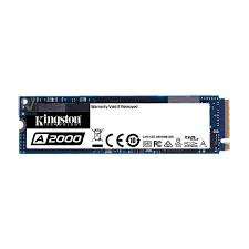 Ổ cứng SSD KINGSTON A2000 1TB M.2 NVMe - SA2000M8/1000G
