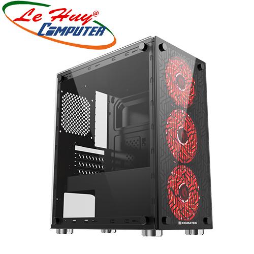 Vỏ máy tính XIGMATEK NYX 3F (EN43057)